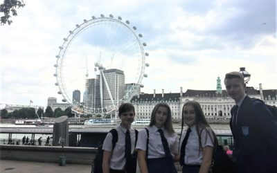 Highfield pupils debate with MPs at Westminster