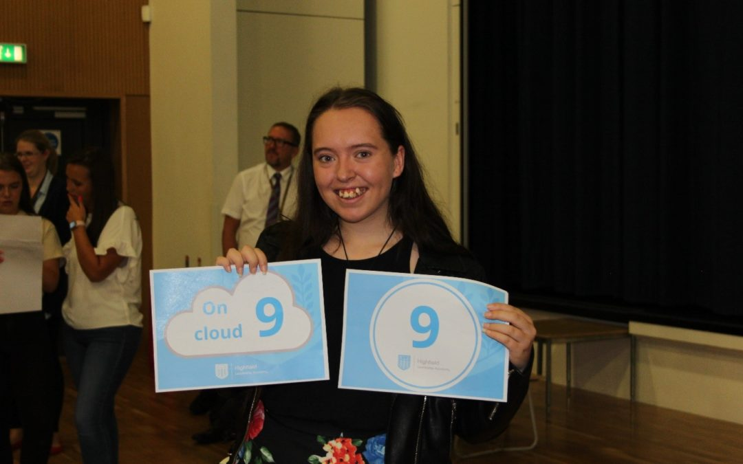 GCSE results set Highfield pupils on exciting career paths