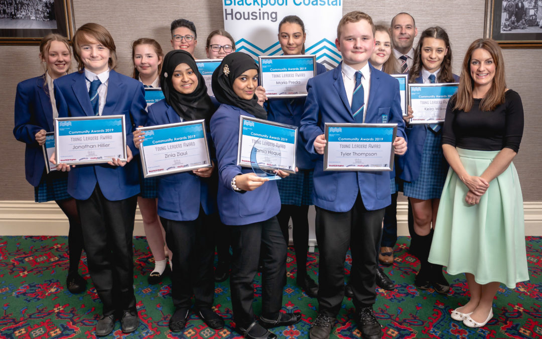 Community award win for tech savvy Highfield Helpers