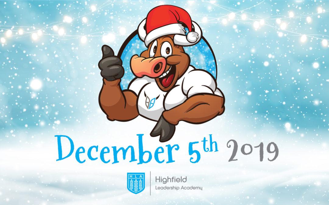 Be Your Best Christmas Calendar – 5th December 2019