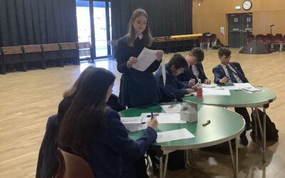 Highfield pupils create anti-prejudice song for Holocaust Memorial Day